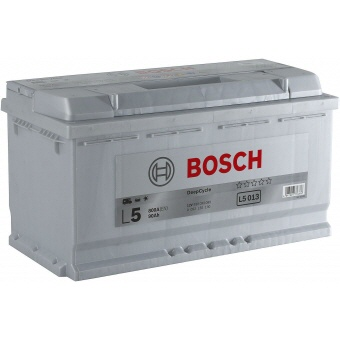 Bosch L5 Deep-Cycle-Technologie